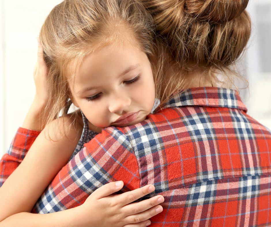 Kids can miss their parents during separation